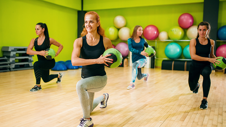GRIT HIIT Fitness Class