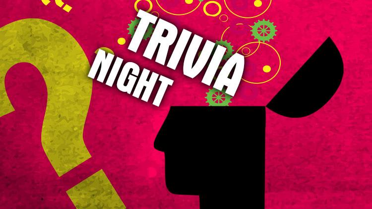 Tuesday Night Trivia Night at the Warrior Zone