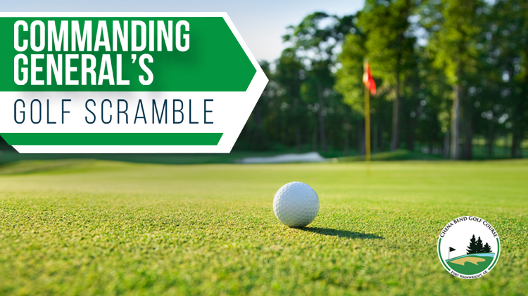 Commanding General's Golf Scramble
