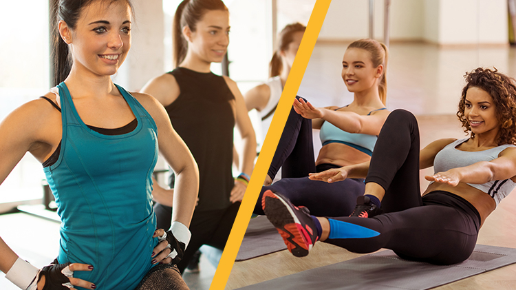 Instructor's Choice Fitness Class (STRONG or AbsoGLUTEly