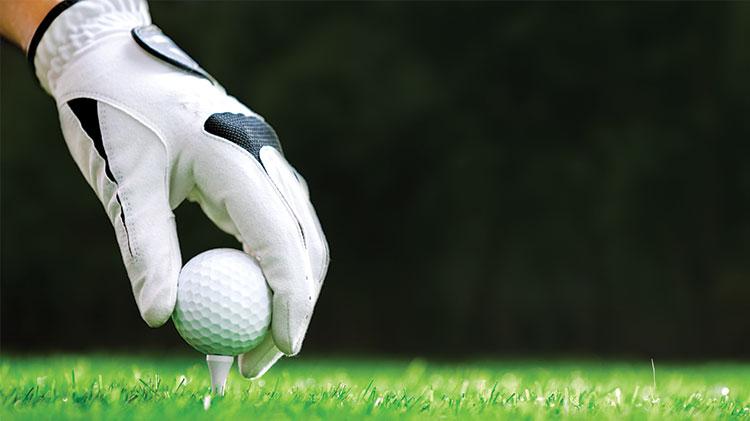 USARAK and Chena Bend CG Golf Tournament