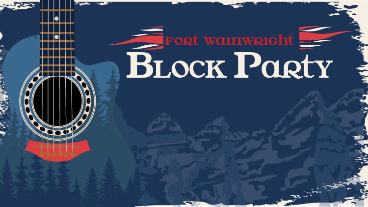 Fort Wainwright Block Party Photos