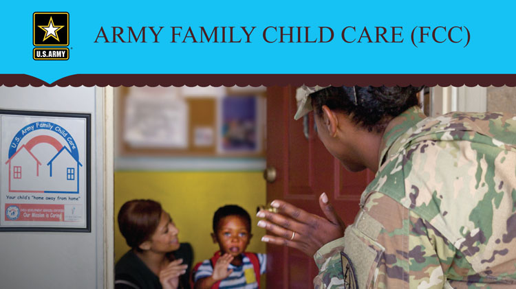 Become an Army Family Child Care Provider!