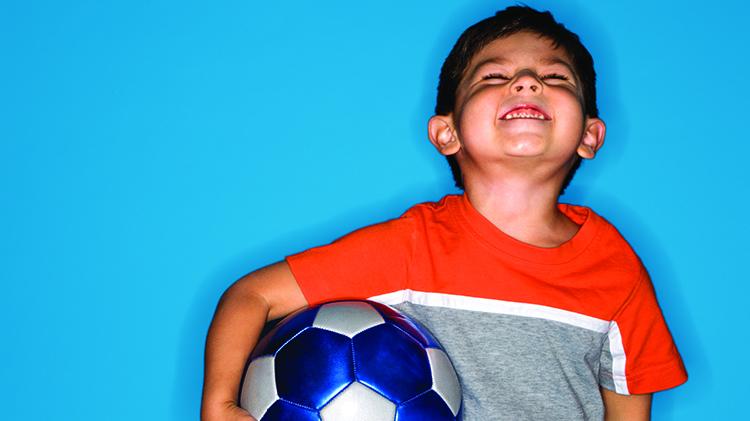 Youth Sports Indoor Soccer Registration