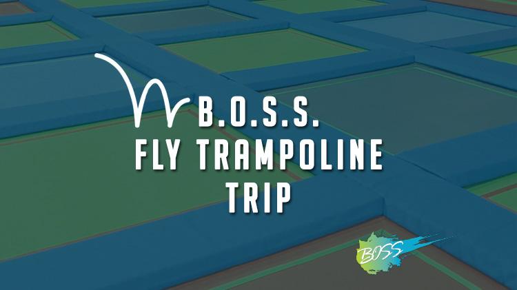 B.O.S.S. Fly Trampoline Trip