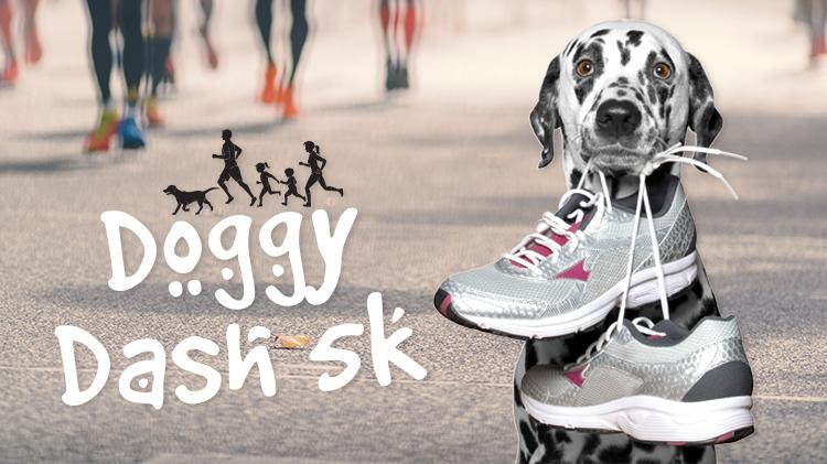Doggy Dash 5k Fun Run