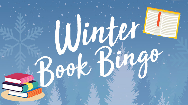 Winter Book Bingo