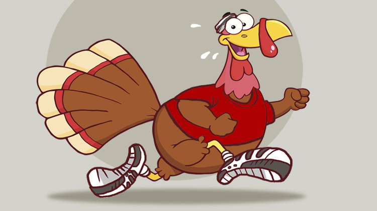 Turkey Burn 2-Hour Fitness Class
