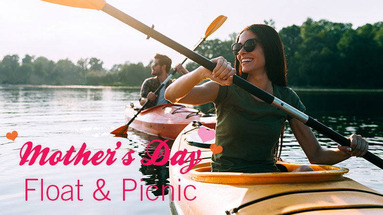 Mother's Day Float and Picnic