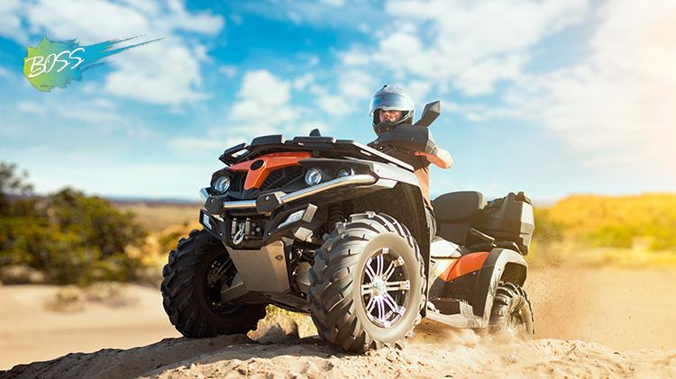 B.O.S.S. White Mountain ATV Trip
