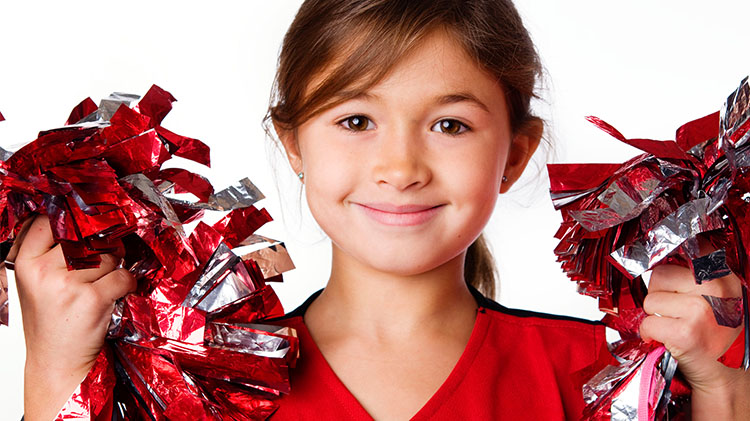 Youth Sports Basketball Cheerleading Registration