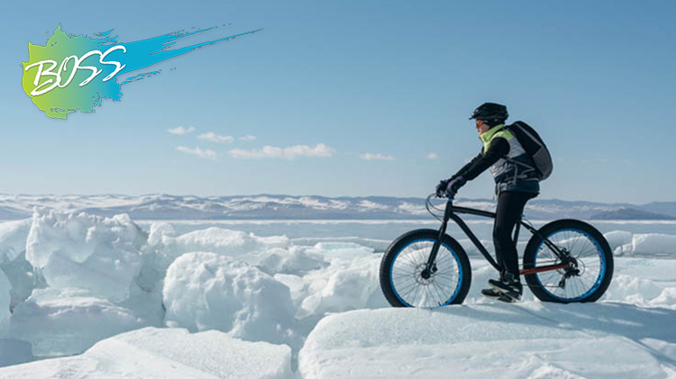 B.O.S.S. Adventures with Outdoor Recreation: Fat Tire Biking