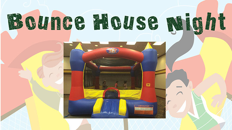 Bounce House Night