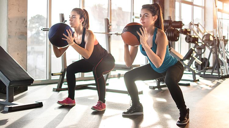 Bodyshop Fitness Class