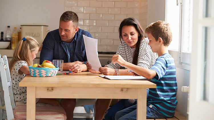 New Parent Support Program: Parents as Teachers