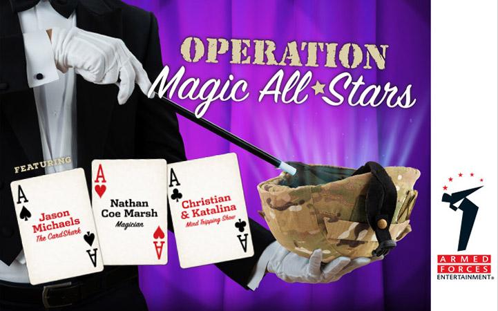 Operation Magic All Stars