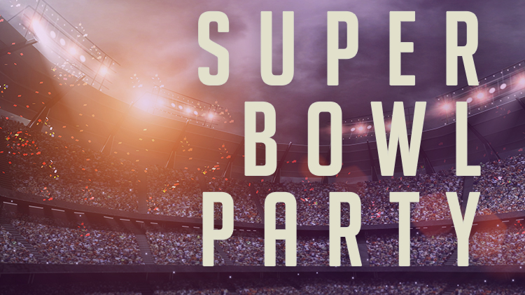 Super Bowl LII Party at the Zone