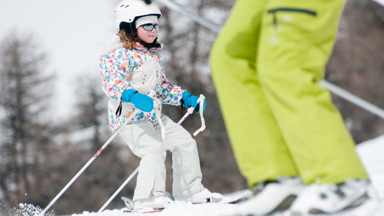 Kids Ski and Snowboard Camp
