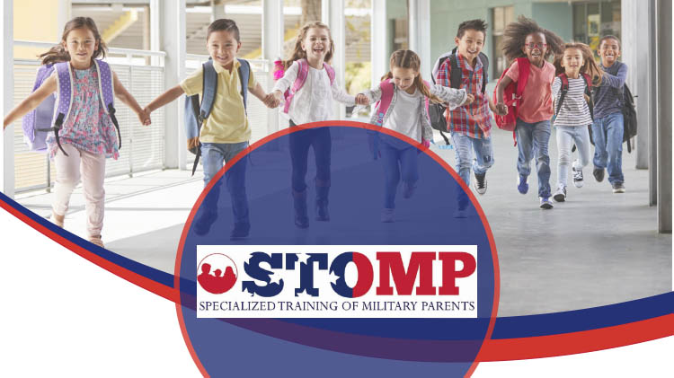 Specialized Training of Military Parents (STOMP) Workshop