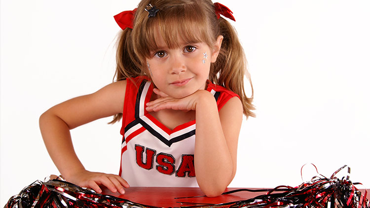 Youth Sports Developmental Cheerleading Registration