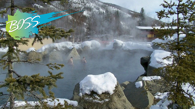 B.O.S.S. Chena Hot Springs Bike and Soak
