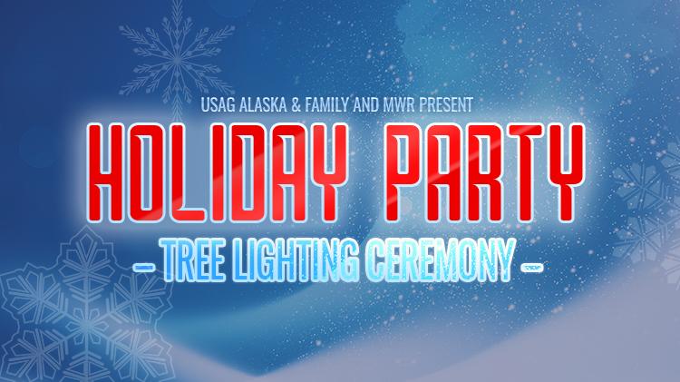 Holiday Party & Tree Lighting Ceremony