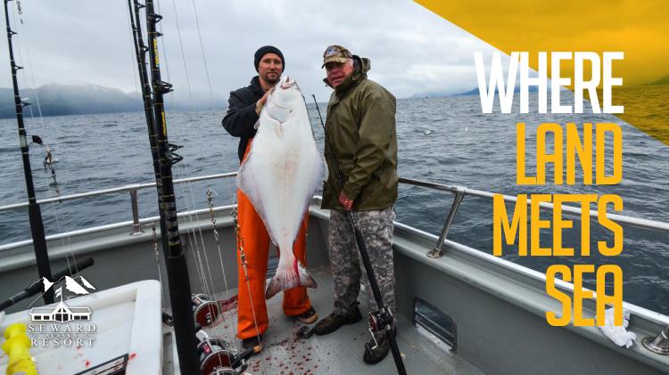 Fishing Charters Available Through Seward Military Resort