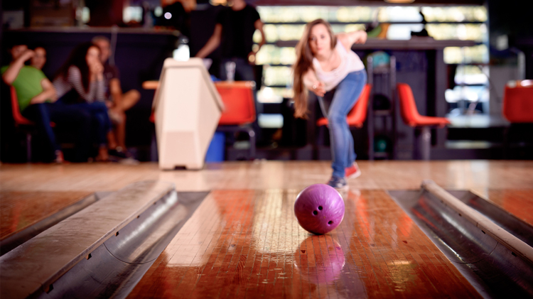 Friday Night Hits and Misses Bowling League