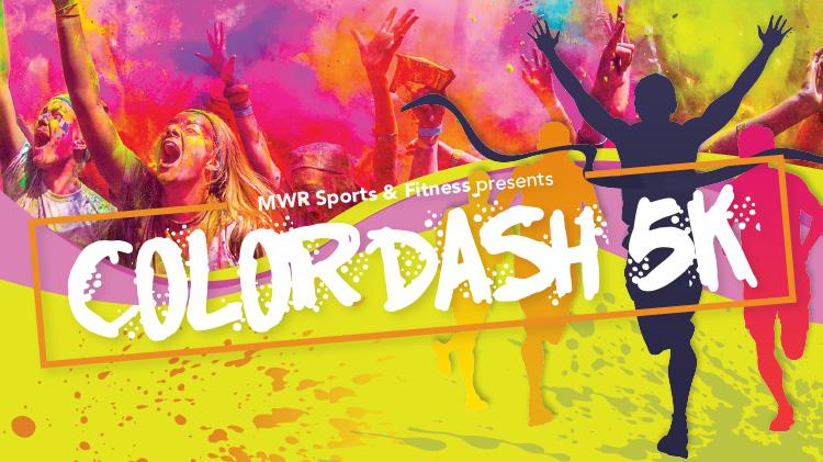 Color Dash 5k Fun Run