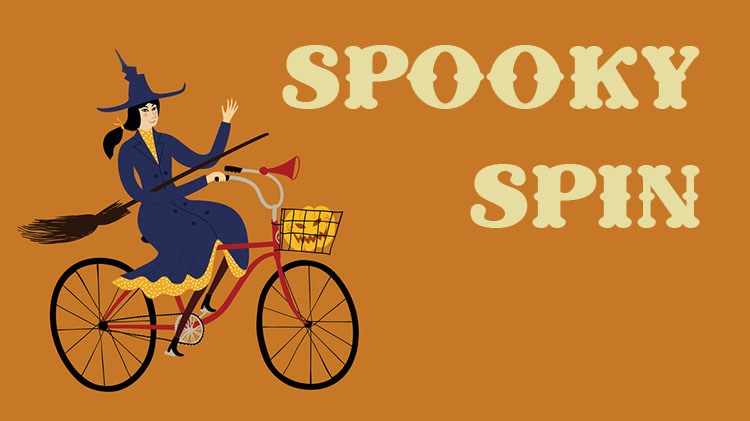 Spooky Spin 2-Hour Fitness Class