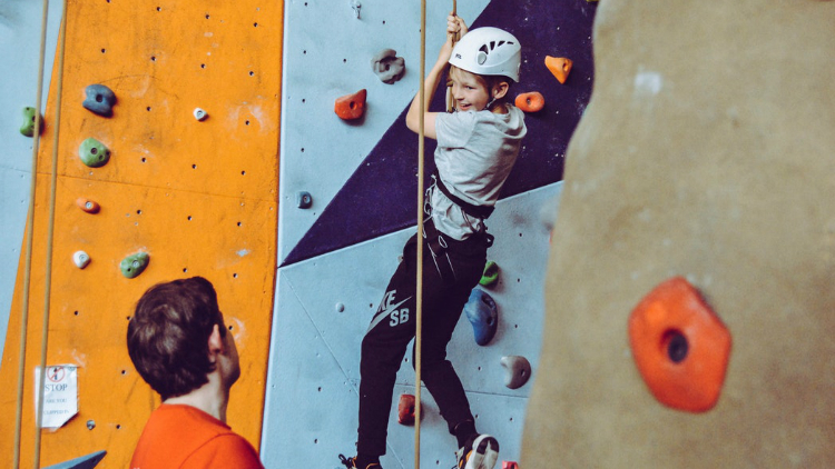 Youth Sports Registration: Rock Climbing