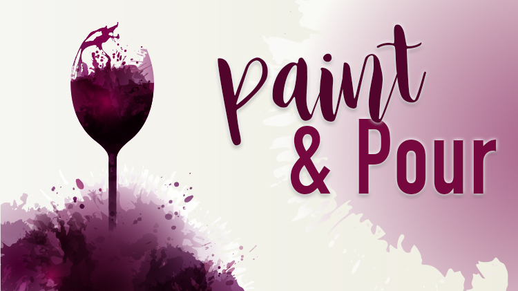 Paint and Pour
