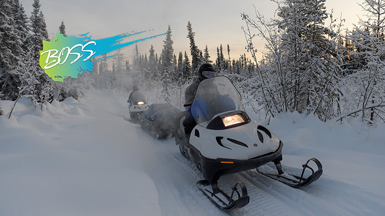 B.O.S.S. Snow Machine Safety Course