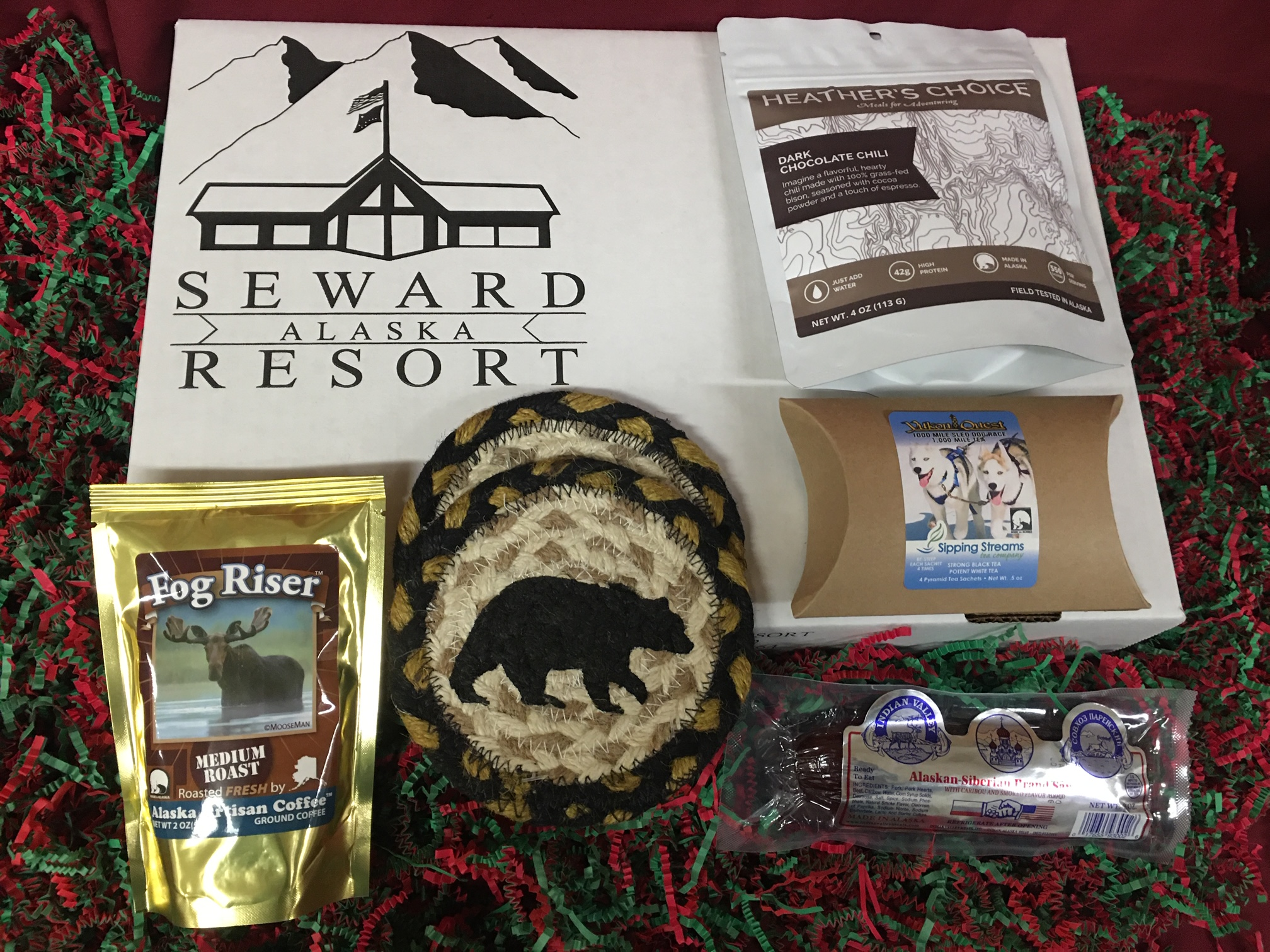 Seward Resort Gift Box Denali Back Country