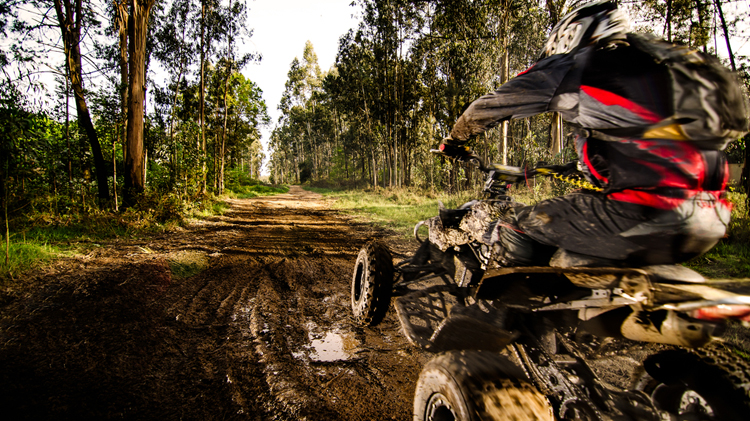 Women in the Wilderness: Quartz Creek ATV Run