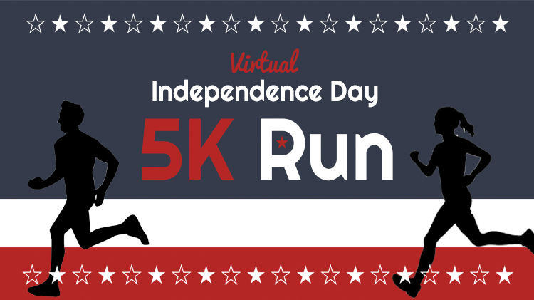Independence Day Virtual 5K Run