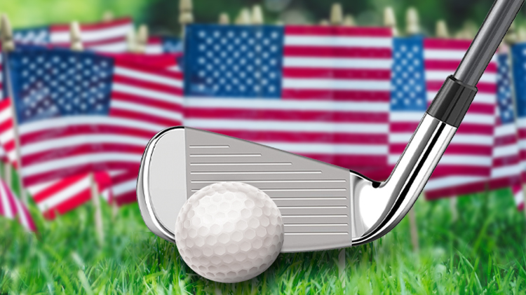 Red, White, & Blue Golf Outing