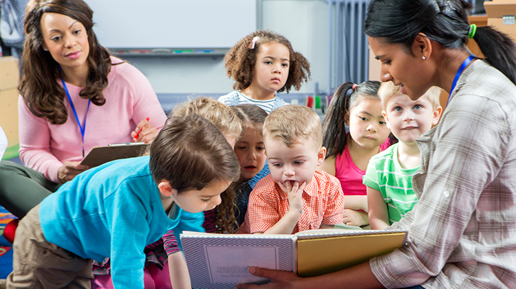 New Parent Support Program: Jump on Board! Promoting Literacy