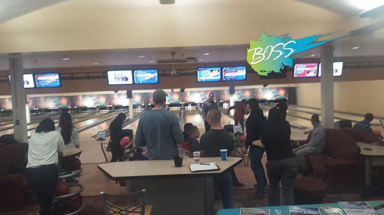 B.O.S.S. Friday Night Out: Bowling Night