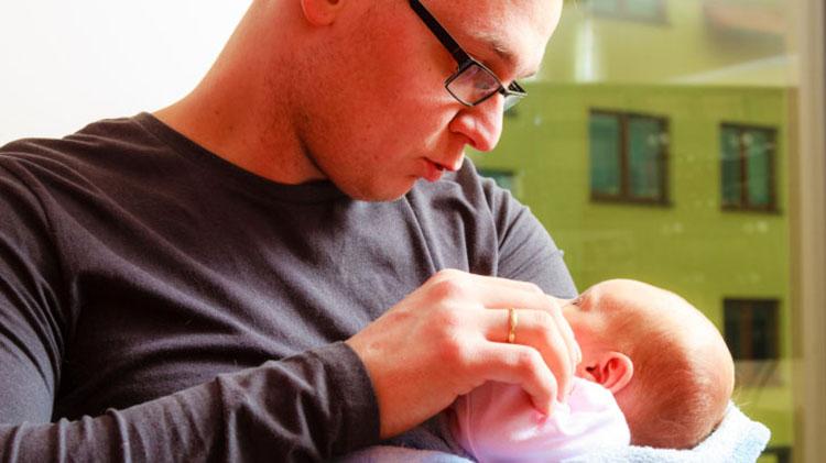 New Parent Support Program: Fatherhood Class