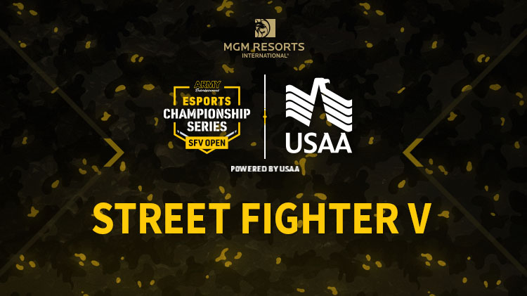 Army Entertainment Esports: Street Fighter V Tournament