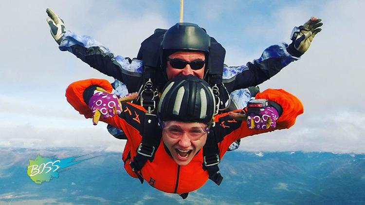 B.O.S.S. Skydiving Trip