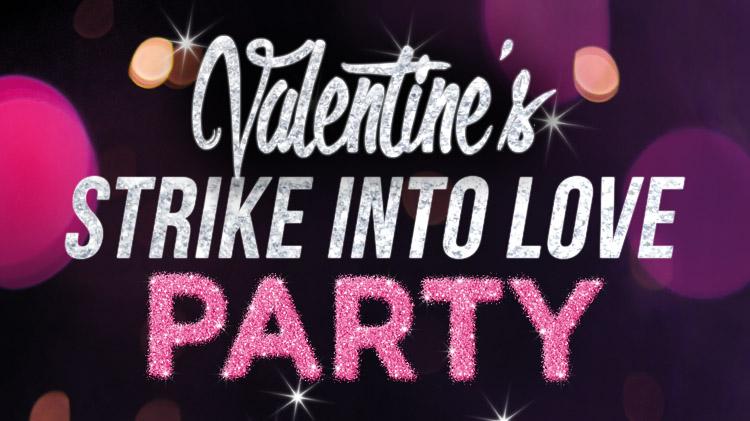 Strike Into Love
