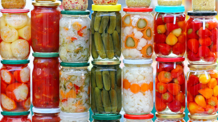 Unique Way to Preserve Foods