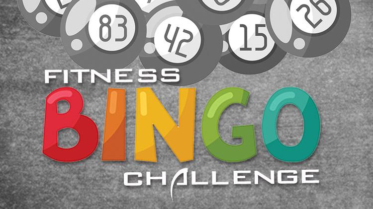 BINGO Fitness Challenge
