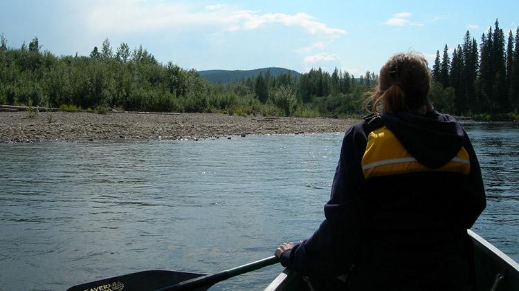 Upper Chena River Float Trip