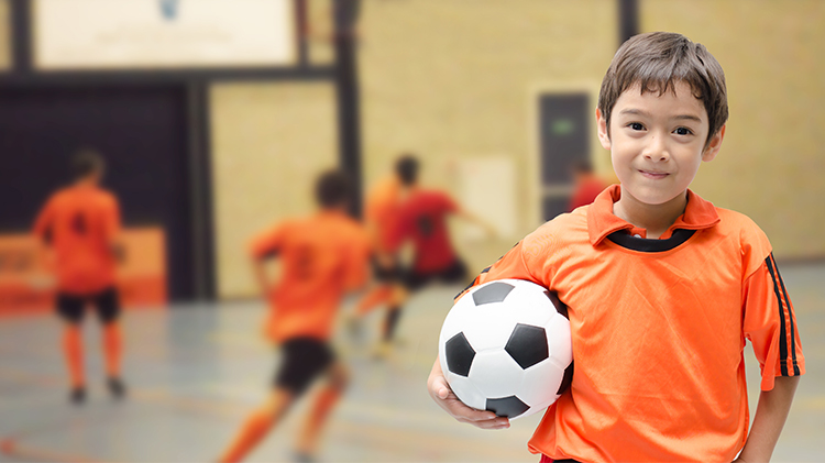 Youth Sports Indoor Soccer Registration