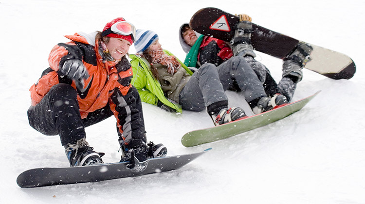 Youth Sports Snowboarding Registration