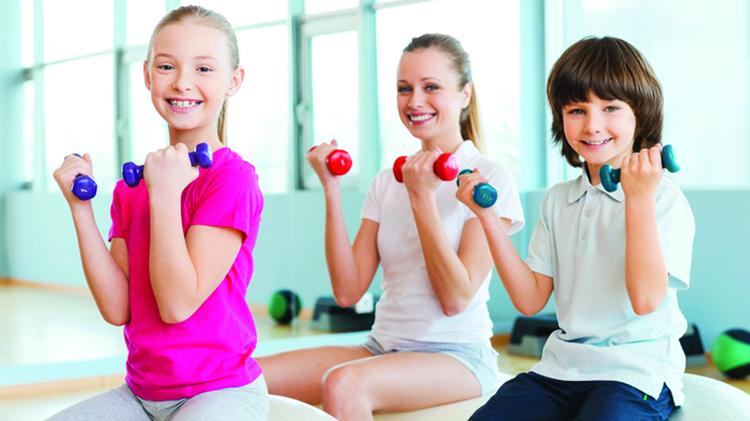Home School PE