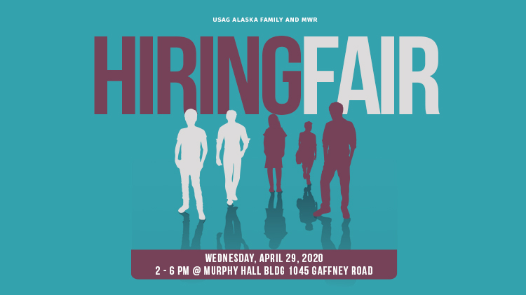USAG Alaska Family and MWR Hiring Fair